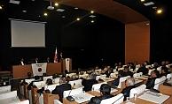 Merkez Köylere Hizmet Götürme Birliği toplandı