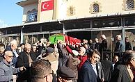 MHP İl Genel Meclis Üyesi Özer son yolculuğuna uğurlandı
