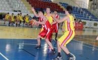 Okullararası Basketbol ligi başladı