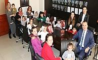 Özel Gelişim Kreş'ten Çanakkale Barosu'na ziyaret