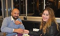 Özge&Mehmet Çifti Yıldönümlerini Kutladı