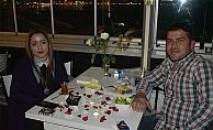 Radiye Efil Cafe Restoran'da