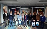 Rus gazetecilerden Vali Tavlı'ya ziyaret