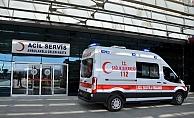 """Sağlık İl Müdürlüğünden """"Acil Servis"""" açıklaması"""