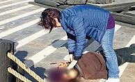 bTruva Atı#039;ndan düşen adam feci şekilde can verdi/b