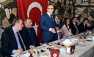 """Turan: """"Vergi muafiyeti Çanakkale'yi güçlendirecek"""""""
