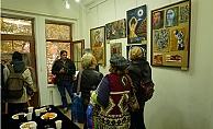 Yazar ve Sanatçı Evi'nde sergi
