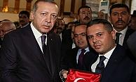 Yıldız, Cumhurbaşkanı Erdoğan ile buluştu