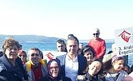 AK Parti'den engelli vatandaşlara destek