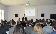 Alan Başkanlığı personeline eğitim