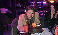 Aslı Hanım Doğum Gününü Kutladı