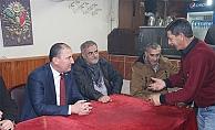 Başkan Işık'tan Şehitlik Semti'ne ziyaret