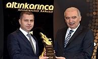 Başkan Kuzu Çan'a 3. kez 'Altın Karınca' kazandırdı!