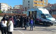 Beslenme dostu okullara ziyaretler sürüyor