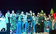 Biga'da 70'ler Yeşilçam film müzikali