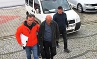 Biga'da dolandırıcı suç üstü yakalandı