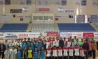 Çan Anadolu Lisesi şampiyon