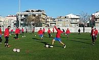Çanakkale Dardanelspor start verdi