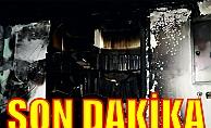 Çanakkale'de Cami kundaklandı (Video Haber)