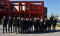 ÇTB üyeleri Bursa'da toplantıya katıldı