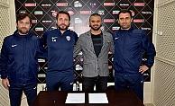 Dardanelspor'da resmi imzalar atıldı