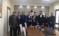 Demir'den Köklü'ye ziyaret