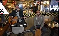 Erdinç Kotan, Baki Süren Trafic Cafe'de