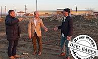 Evreşe'de saha sorunu çözüldü  (VİDEO)