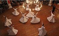 Gelibolu Mevlevihanesi'nde Şeb-i Arus töreni