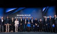 İbrahim Bodur Sosyal Girişimcilik Ödülünü,  Dokundukları hayatları iyileştiren gençler kazandı