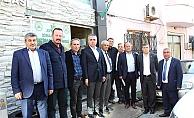 Oda Başkanları Ayvacık'ta toplandı