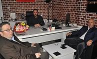 CHP Merkez İlçe'den gazetemize ziyaret