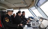 Gökçeada'ya yeni Sahil Güvenlik Arama Kurtarma Botu