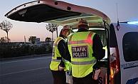 Hatalı sürücülere 57 bin lira ceza