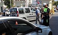 Hatalı sürücülere para cezası