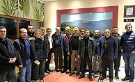 Meslek Komitesi üyeleri Yenice'de toplandı