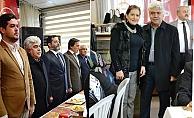 MHP'de yeni üyeler basına tanıtıldı