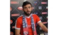 Şahin Ali Terzi Dardanelspor'da