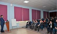 'Saygın Bilimsel Dergilerde Yazarlık ve Hakemlik' semineri