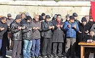 'Zeytin Dalı Harekatı' için Fetih Suresi okuyup, dua ettiler