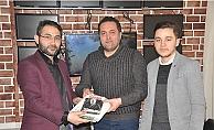 AGD'den Hedef Gazetesi'ne ziyaret