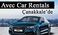 Avec Car Rentals Çanakkale'de