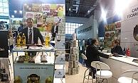 Çanakkale ürünleri Agroexpo'da tanıtıldı