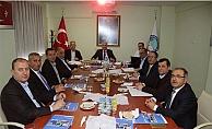 CHP'li Başkanlar Karabiga'da