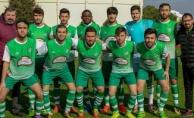Dümrekpor:0  Yeşil Bayramiçspor:4