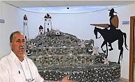 Başkan Mutan'dan 'Don Kişot'lu mesaj