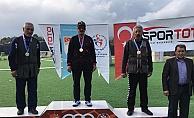 Bilgiç Türkiye Birincisi