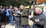 Eceabat'ta Afrin şehitleri için mevlit