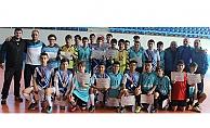 Futsal Grup Müsabakaları Sona Erdi