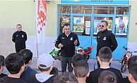 'Güvenli Motosiklet Eğitimi' projesi başladı